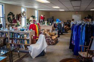 thrift shop-pwm campus