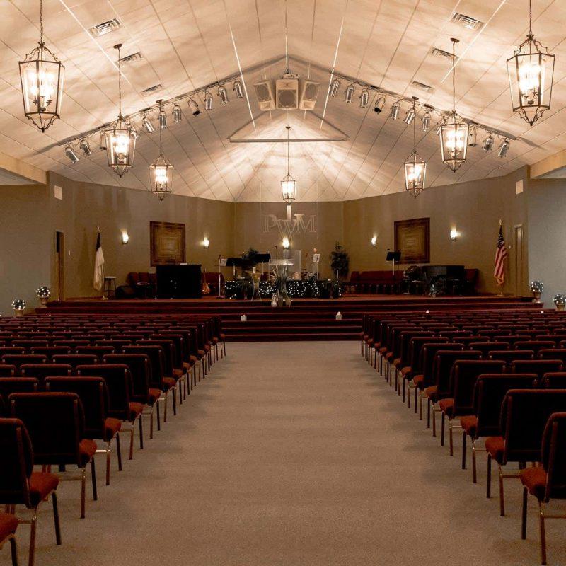 pwm church sanctuary